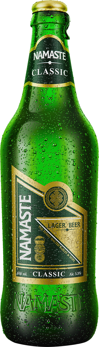 Namaste Classic Lager Beer
