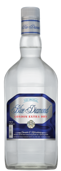 Blue Diamond Gin