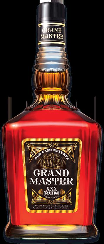 Grand Master Rum