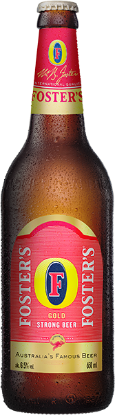 Foster's Gold Strong Beer