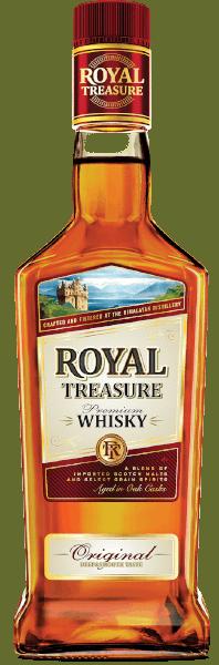 Royal Treasure Whiskey