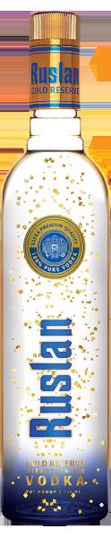Ruslan Ultra Premium Gold Reserve Vodka