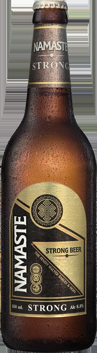 Namaste Strong Beer